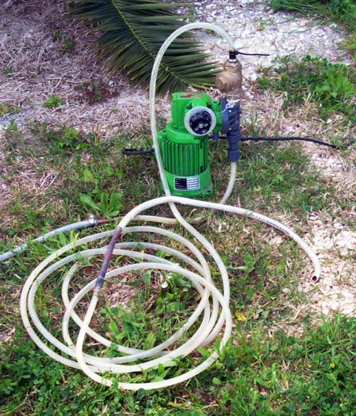 pesticide dosing pump