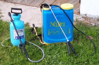 pesticide sprayers and pumps